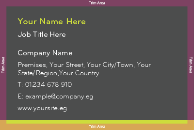 Picture of Business card